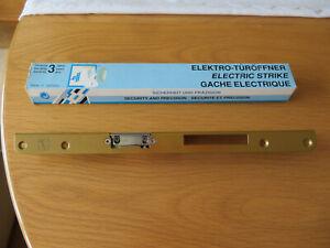effeff Elektro-Türöffner DIN Links, Modell 17 IW/350  5-8 V, Schließblech 350 mm