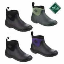 Muck Boots MUCKSTER II ANKLE Mens/Womens Comfy Waterproof Wellingtons Rain Boots