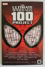 2007 The Ultimate Spiderman 100 Project Comic Book Marvel Art By Great Artists