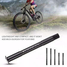 -Front Fork Thru Axle  Hub Bicycle Accessories Wheel Axis  Shaft Thru Axle Lever