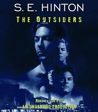 The Outsiders by S. E. Hinton book