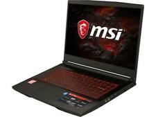 MSI GF63 8RD 222 Gaming Core i7 8th Gen 256GB SSD 8GB RAM, nVIDIA GTX 1050Ti 4GB