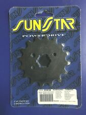 Sunstar - 31516 - Steel Front Sprocket, 16T