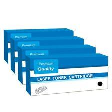 Compatible Toner For Dell 1250 1250c 1350 1350cnw 1355 1355cn, Set of 4