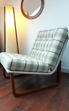 SESSEL EASY CHAIR MAGNUS OLESEN PALISANDER TOP ZUSTAND DANISH DESIGN