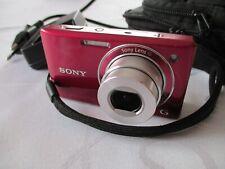 SONY CyberShot DSC-W380R, 14,1 MP, 2,7 Zoll, 24mm Weitw., 5-fach Zoom, Top !