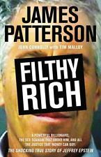 FILTHY RICH unabridged audio book CD by JAMES PATTERSON - Brand New! True Crime