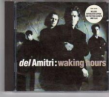 (ES634) Del Amitri, Waking Hours - 1990 CD