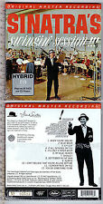 Frank Sinatra , Sinatras Swingin Session (Numbered Limited Edition SACD Stereo)
