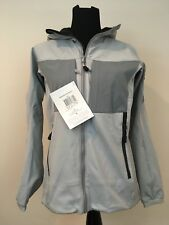 Arc'teryx Women's Gamma MX Softshell Hoody Jacket Fog Gray Sz M NWT (orig $349)