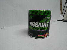 MUSCLE PHARM ASSUALT PRE-WORKOUT DRINK MIX FRUIT PUNCH 7.83 OZ  (CA3)