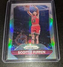 2015-16 Panini Prizm Silver Scottie Pippen Chicago Bulls Last Dance