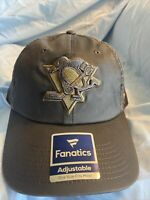 PITTSBURGH PENGUINS ADJUSTABLE HAT CAP NEW PITTSBURGH SELLER
