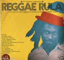 liquidator music LP: VARIOUS-reggae rula volume 1  (new & sealed)
