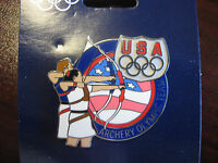 Team USA Olympic Pin - Archery