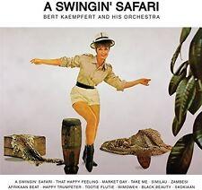 Bert Kaempfert & His Orchestra - Swingin Safari [New CD] UK - Import