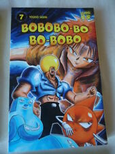 * Bobobo-bo Bo-bobo Vol.7 * SAWAI Yoshio  SAKKA MANGA  EO livre comme neuf