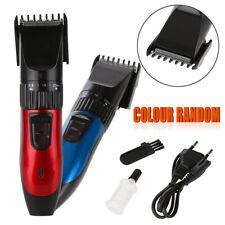 Pro Rechargeable Sans Fil Electrique Tondeuse A Cheveux Barbe Pr Homme Rasoir
