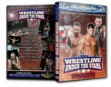 NEW Wrestling Under the Stars Tour 2016 Pittsfield MA  DVD-R,Cody Rhodes