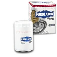 Purolator TECH Engine Oil Filter for 1986-2009 Ford Taurus - Long Life pj