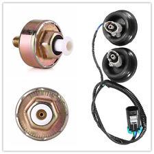 Knock Sensors With Harness Connectors For GM LS1 LQ4 LQ9 6.0 5.3 5.7 Hummer GMC