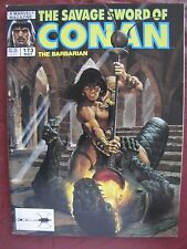 Savage Sword Of Conan # 173  A Tomb For The Living
