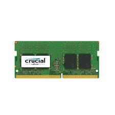 8GB DDR4 2133 MHz PC4 Crucial SO-DIMM CT8G4SFD8213 Arbeitsspeicher Notebook