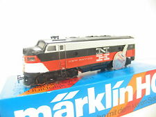 MÄRKLIN 3062 US DIESELLOK F7 NEW HAVEN   TOP NEUZUSTAND  MD35