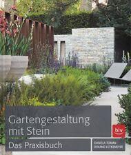 Toman: Gartengestaltung mit Stein, Wege-Plätze-Mauern NEU (Garten-Buch/Handbuch)