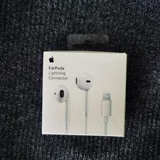 OEM Earphones for iPhone Pro Max 11,7,8,X Earpods Lightning Connector headphones