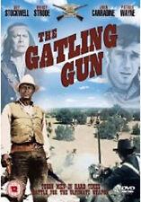 DVD:THE GATLING GUN - NEW Region 2 UK