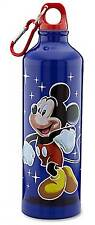 Disney Store 25th Anniversary Mickey Mouse Water Bottle Aluminum