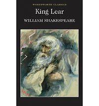King Lear (Wordsworth Classics)-ExLibrary