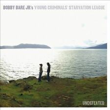 Undefeated [Digipak] * by Bobby Bare, Jr.'s Young Criminals' Starvation-CD 2014