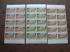 MONACO - timbre yvert et tellier n°571 a 573 x10 n** - stamp monaco