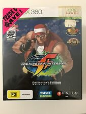 THE KING OF FIGHTERS XII 12 COLLECTOR'S EDITION XBOX 360 XBOX360 *NEW & SEALED*