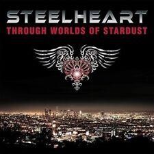 STEELHEART - THROUGH WORLDS OF STARDUST   CD NEW+