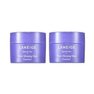 LANEIGE [ SAMPLE ] Water Sleeping Mask 15mL * 2 PCS / Lavender
