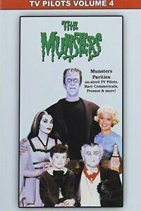 The Munsters: Munsters Rarities DVD NEW