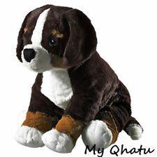 Ikea Hoppig Bernese Mountain Puppy Dog Kids Soft Stuffed Animal toy Plush New
