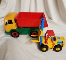 Bruder Truck Fork Lift Excellent Condition Toys