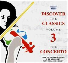 Various Concerto Classical Music CDs & DVDs