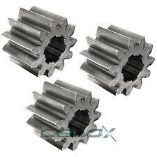 Steering Sector Gear Fit John Deere LA140 LA145 LA150 LA155 GX20053 3-Pack