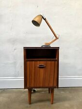 Vintage G Plan Rosewood & teak  Bedside Table. Retro Danish Mid Century.DELIVERY
