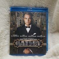 The Great Gatsby (Blu-ray 3D + Blu-ray ) Dicaprio