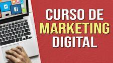 Curso de Marketing Digital (libros digitales)