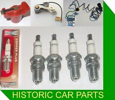IGNITION SERVICE KIT for Ford Capri I 1300 OHV 1972-73 to replace Bosch Equip