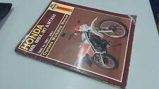 Honda MB, MBX, MT, MTX 50 1980-91 Owners Workshop Manual  , Vario
