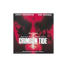 Crimson Tide: Music From The Original Motion Picture -  CD BIVG The Cheap Fast