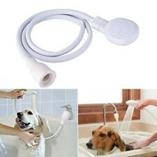 US Pet Shower Head Hose Spray Sink Shower Head Sprayer Shampoo Dog Cat Bath Tool